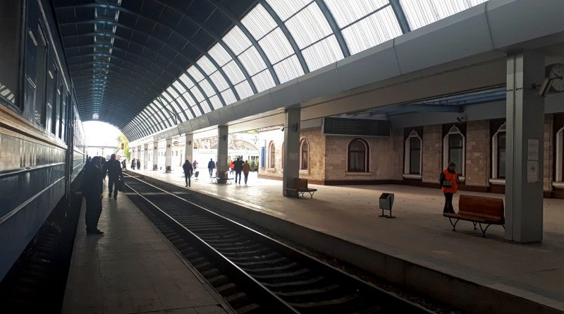 chisinau station moldova railway