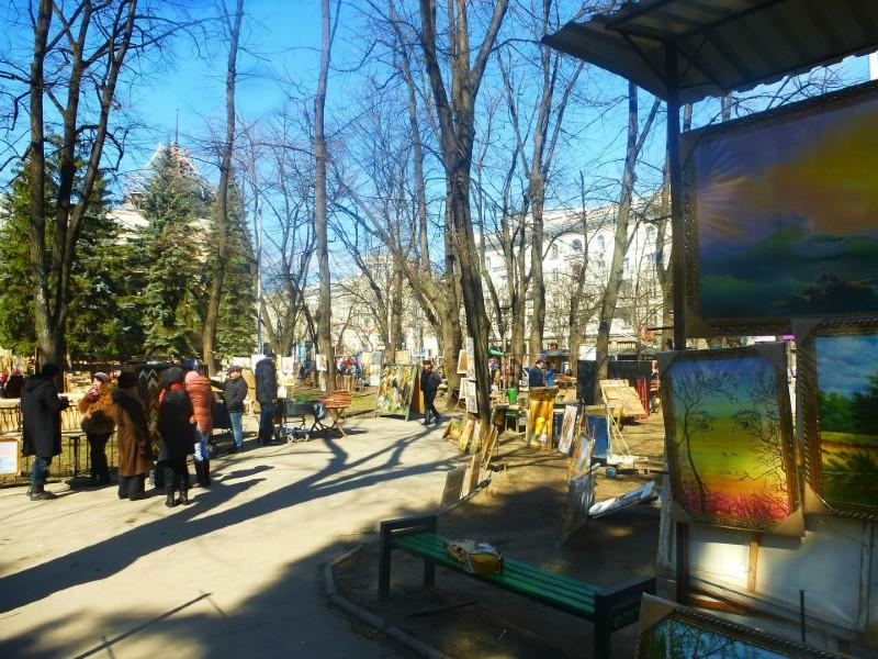 flea market chisinau