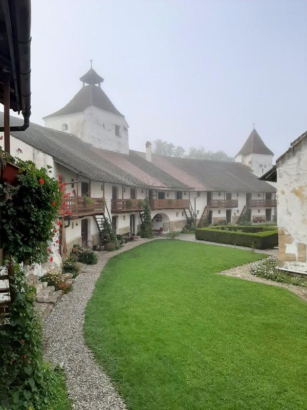 inner wall churches transylvania