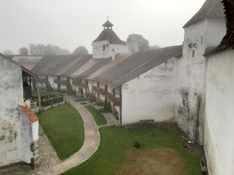 honigberg fortified church