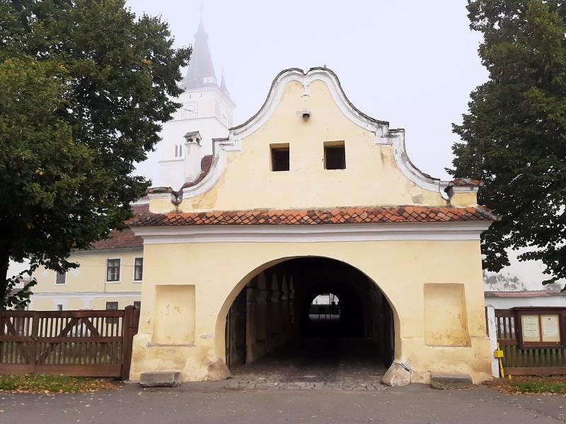 gatehouse church