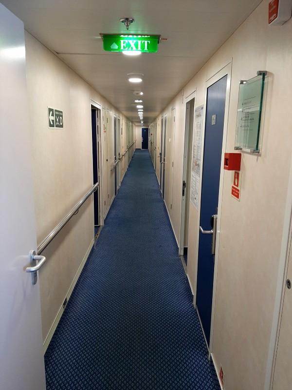 ship corridor