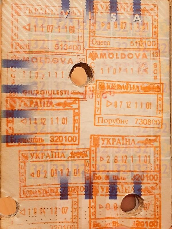 passport train