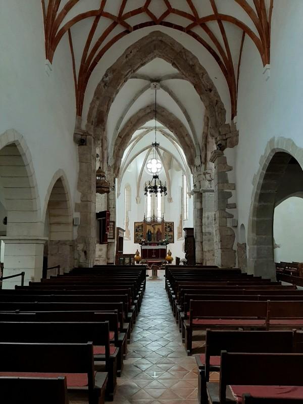 prejmer tartlau church