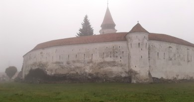 prejmer tartlau fortified church