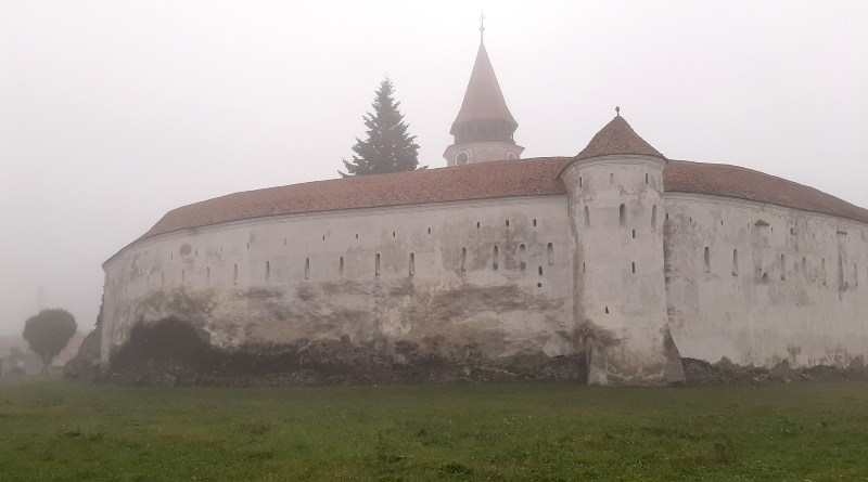 prejmer tartlau fortified church