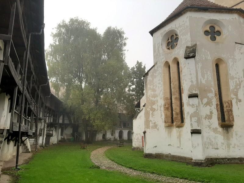 tartlau church kirche
