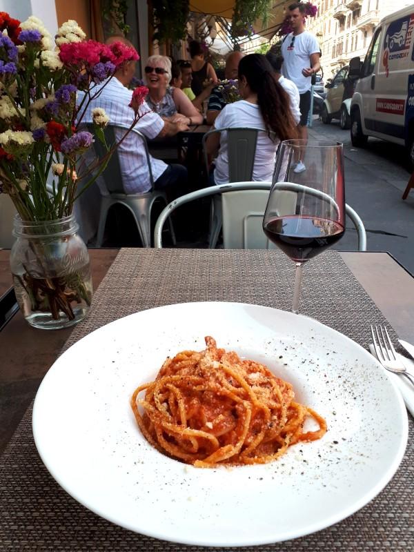 pasta rome