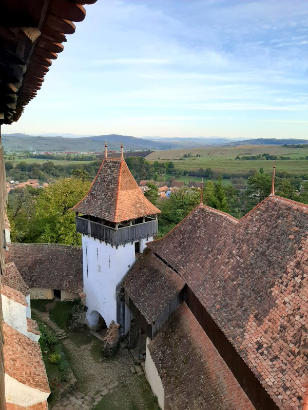 viscri romania fortified churches transylvania