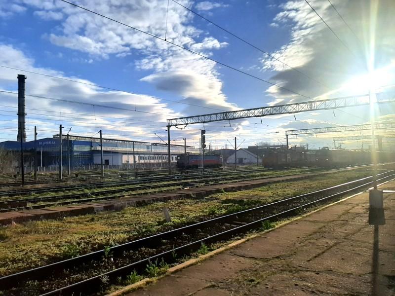 drobeta turnu severin train station romania corona vaccine
