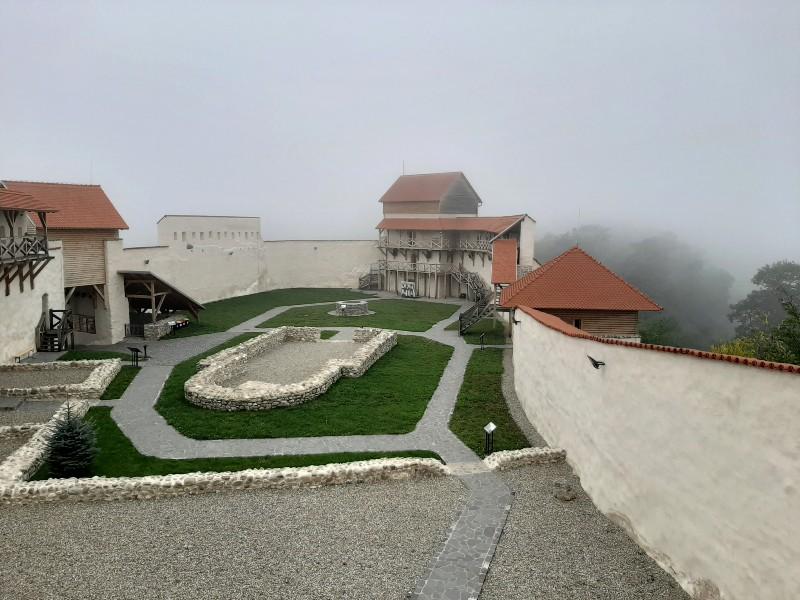 feldioara fortress castle
