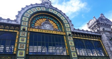bilbao concordia railway station