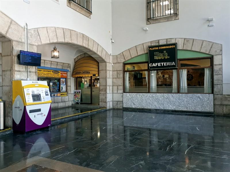 feve station santander
