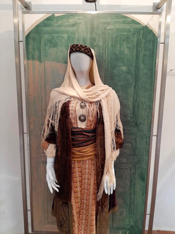 folk costume kastellorizo