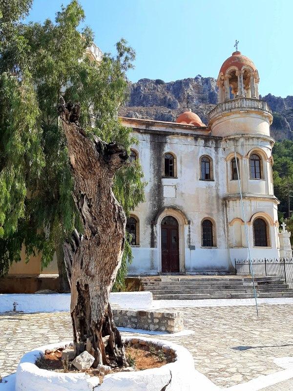 church of saint george santrape kastellorizo