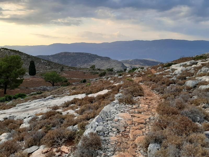 kastellorizo hiking greece