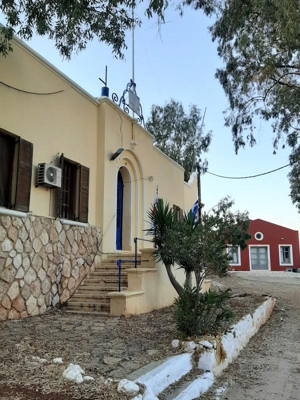 post office kastellorizo