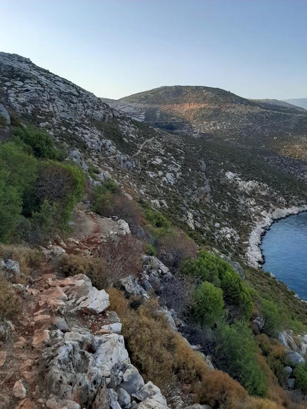 hiking kastellorizo