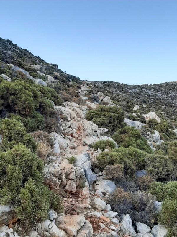 kastellorizo hiking trail