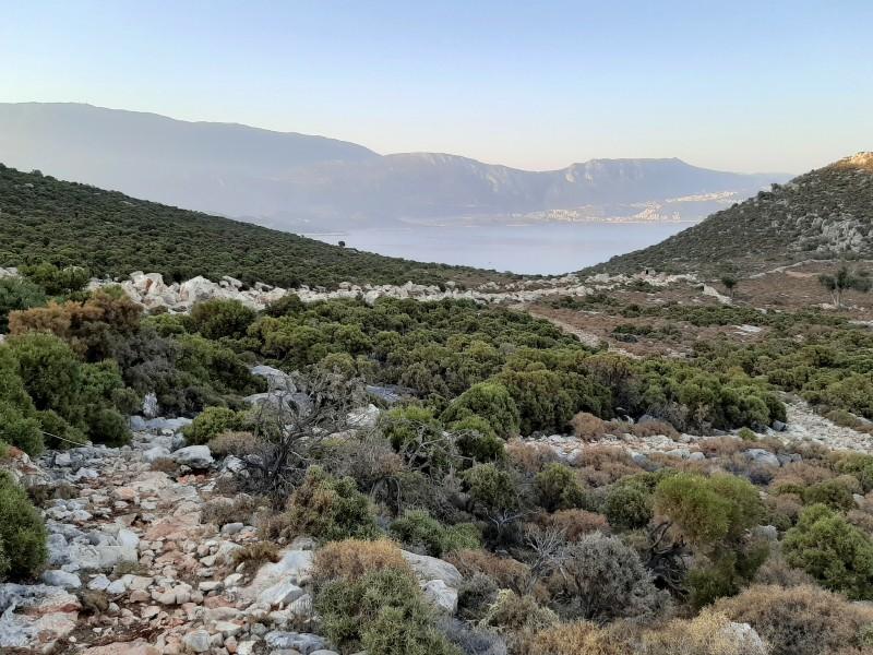 kastellorizo hike