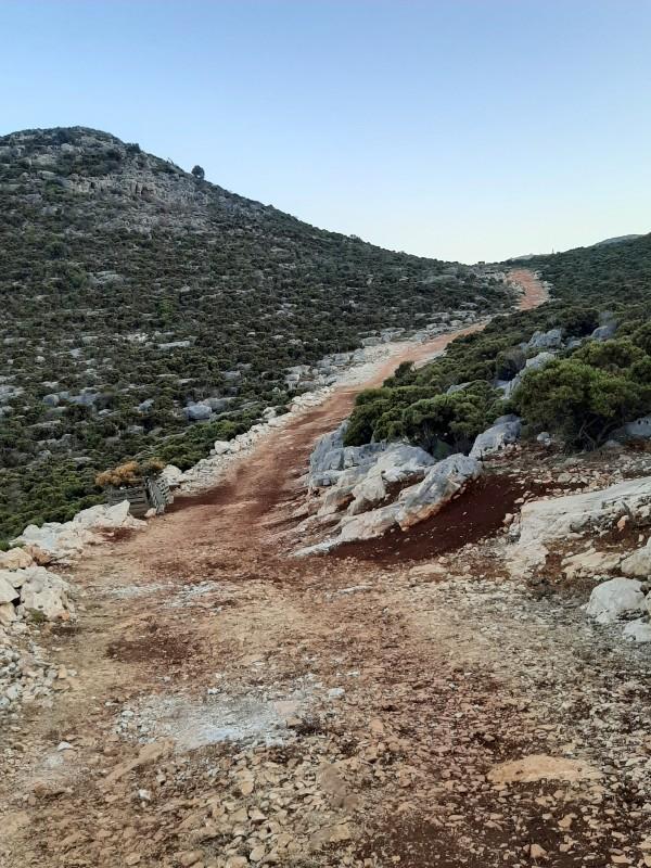 hike kastellorizo