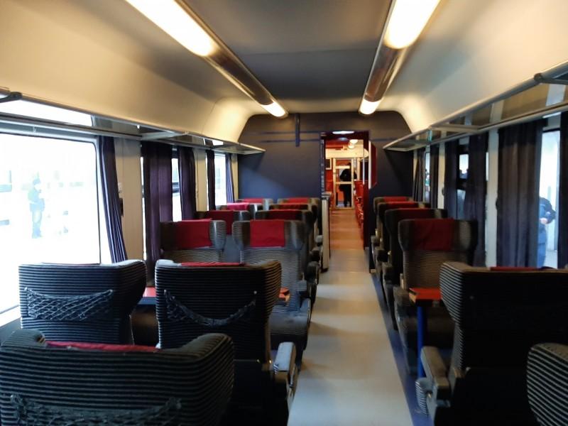 romania interregio train vaccination trip