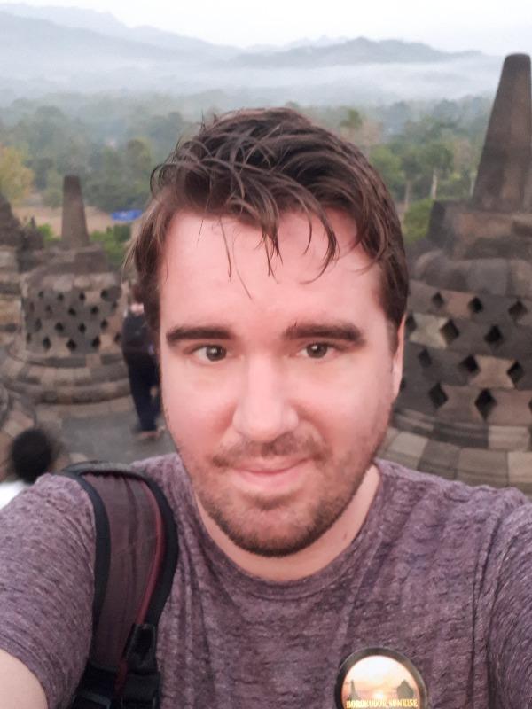 koen selfie indonesia