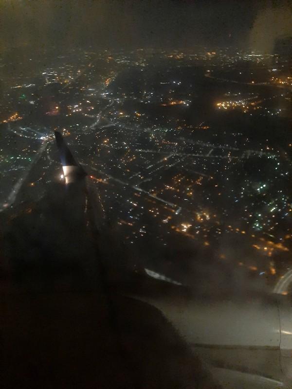 cairo night view