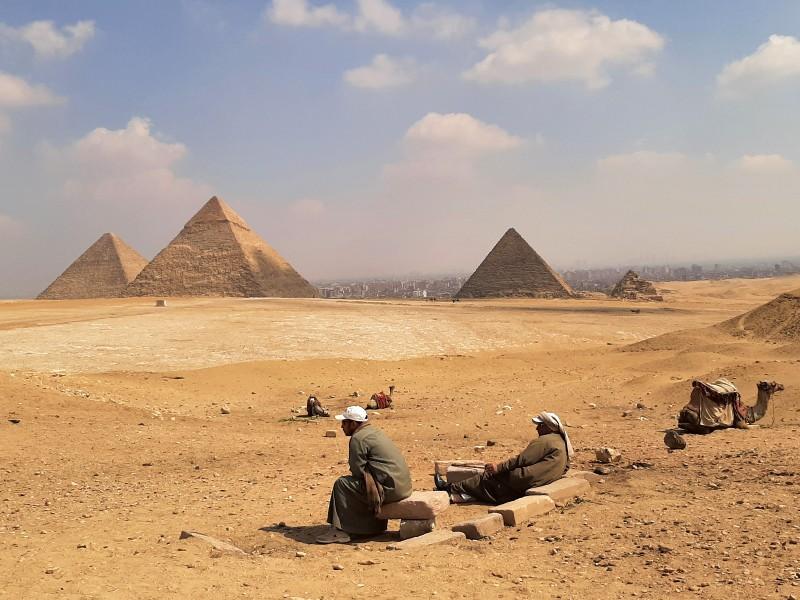 pyramids trip report