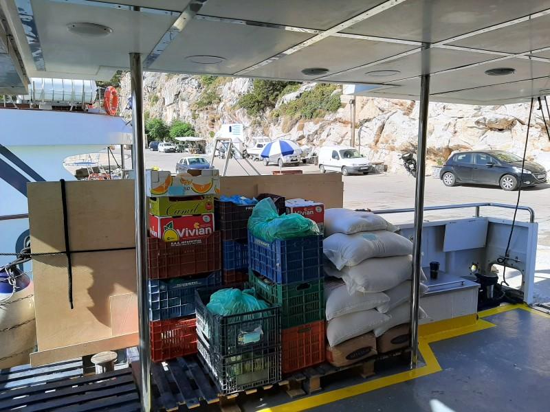 goods ferry