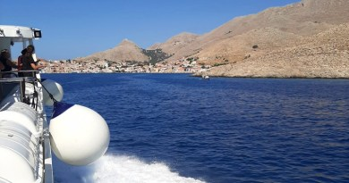 Guide: How to Travel From Rhodes to Halki by Ferry