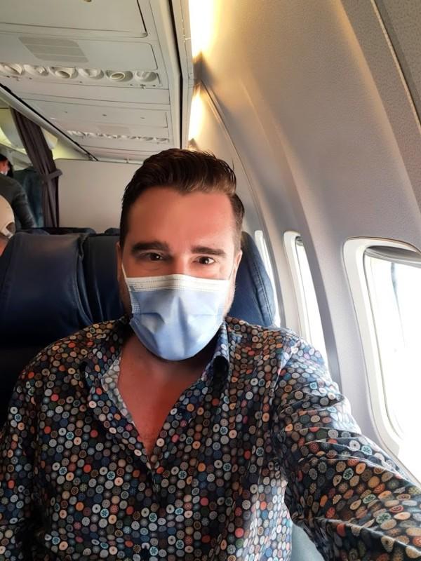tarom airline service corona koen