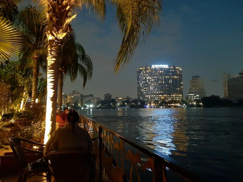 terrace night