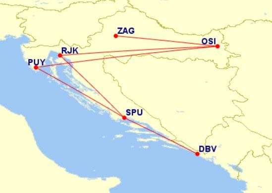 trade air croatia