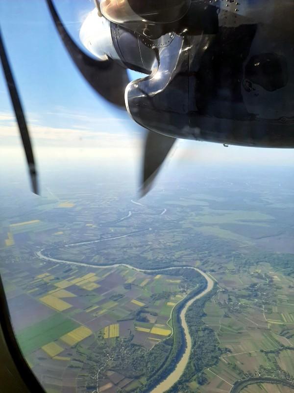 sava river air sky trade air croatia