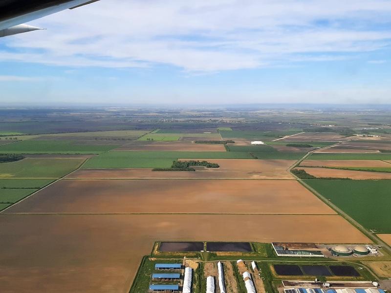 osijek airport approach