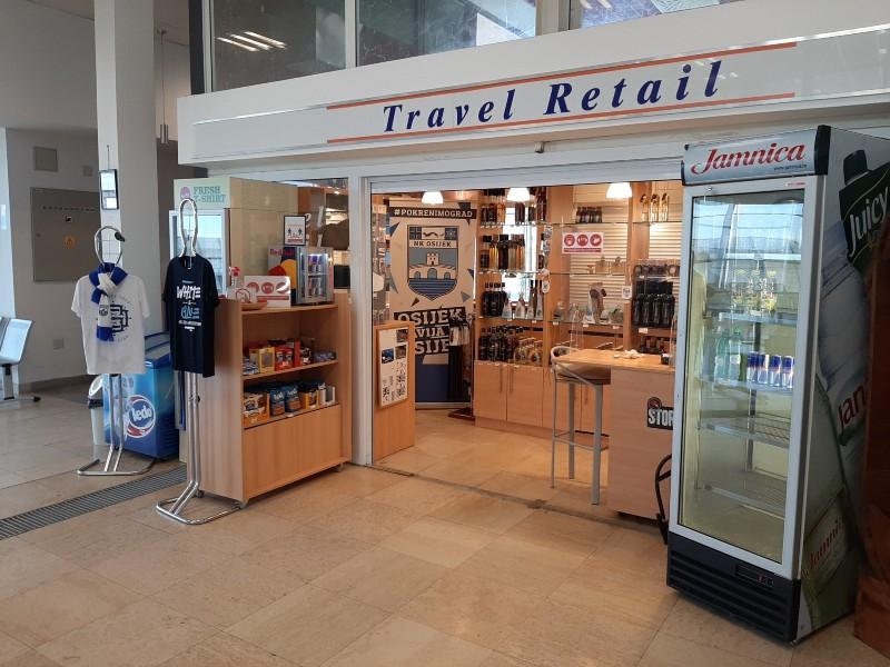 shop osijek airport
