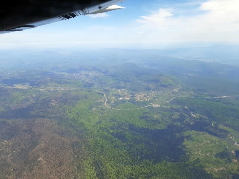 trade air croata flight
