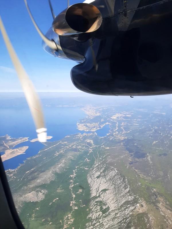 rijeka adriatic let l-410 turbolet trade air croatia