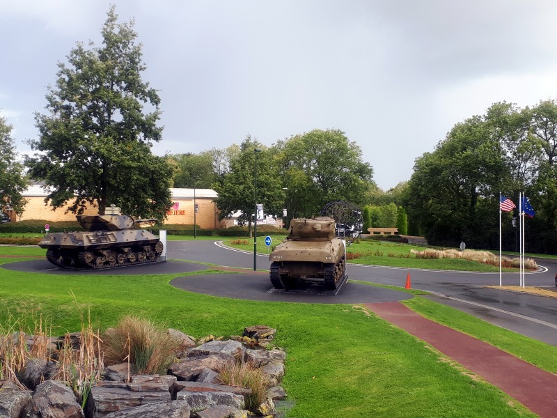 overlord museum normandy