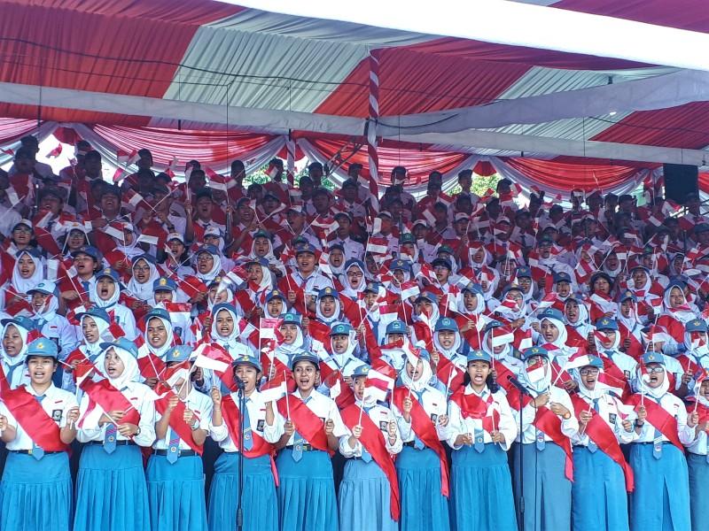 surabaya military parade