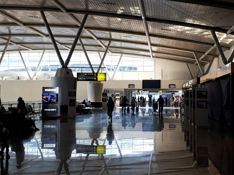 surabaya juanda airport indonesia