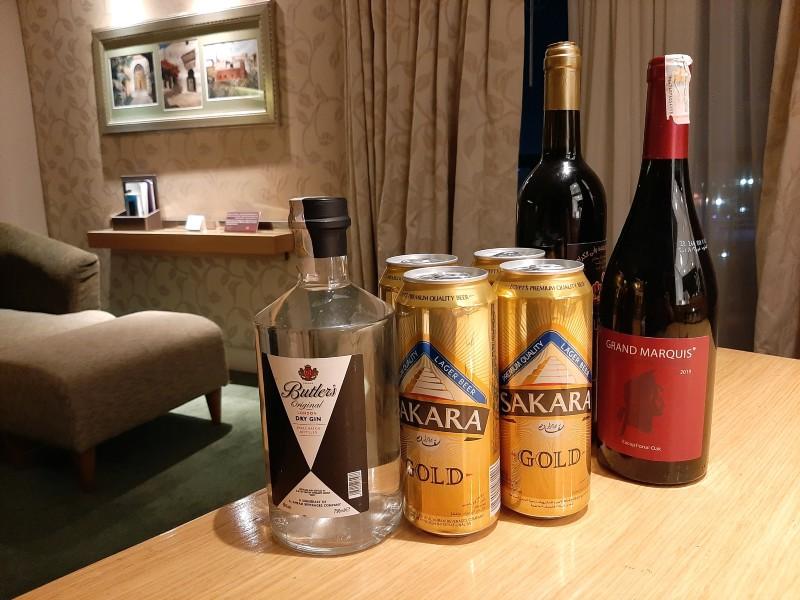 egypt alcohol booze
