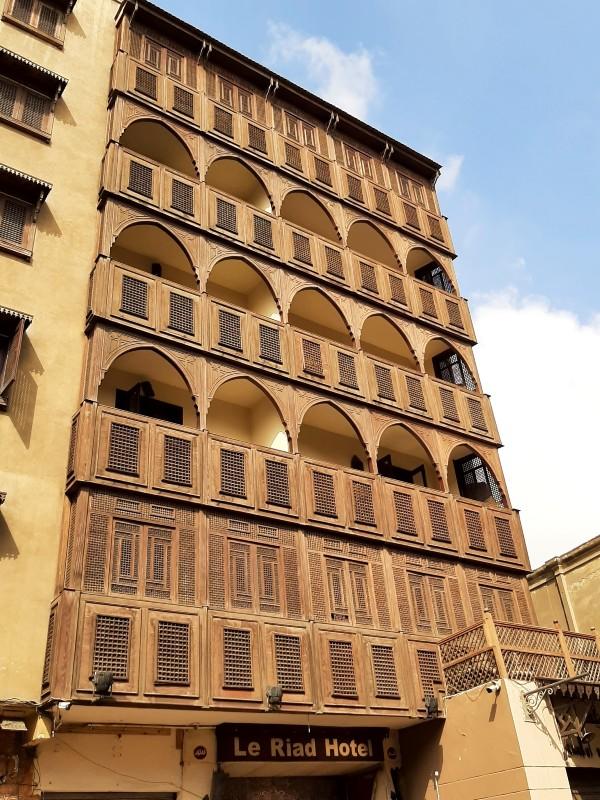 riad hotel cairo