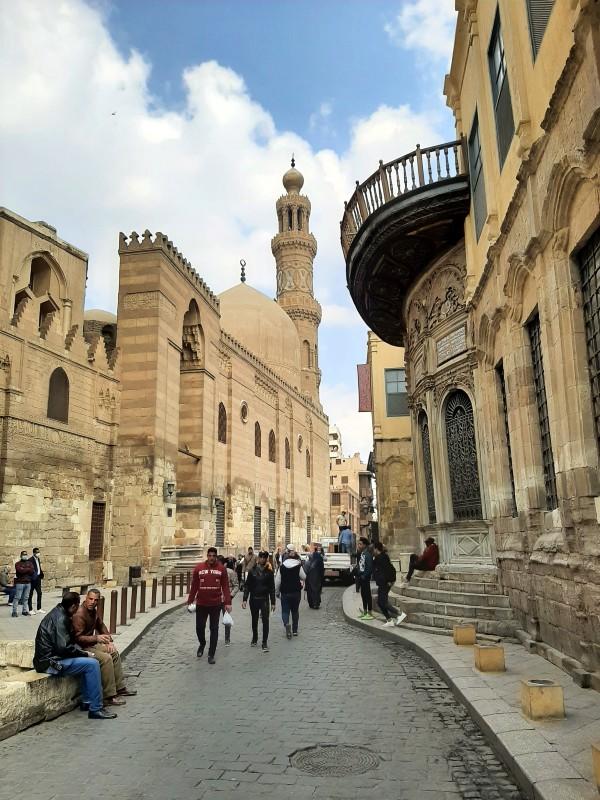 muizz street cairo