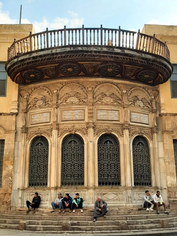 muizz street old town cairo