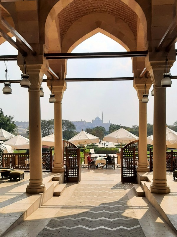 restaurant al-azhar park