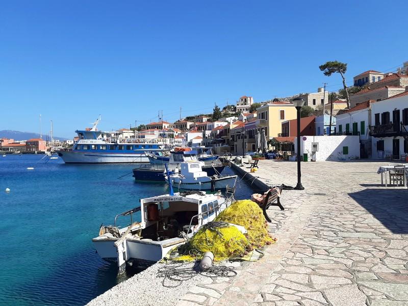 waterfront halki town