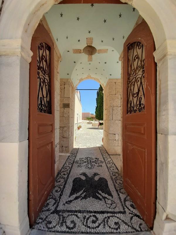saint nicholas church halki