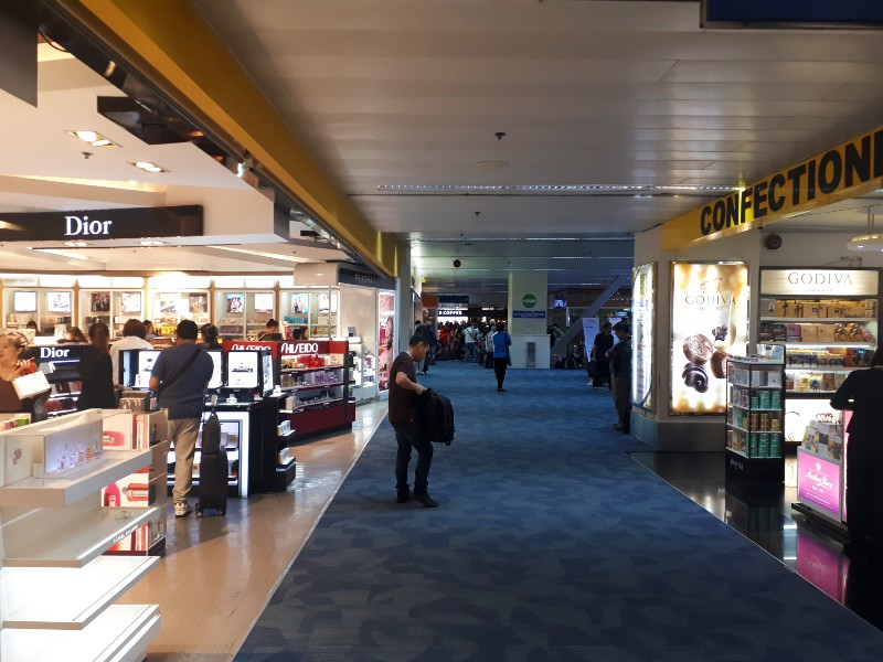 duty free shop manila airport naia terminal 1